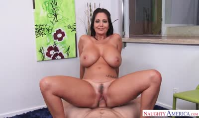 Milf Mature Ava Addams loves sex with young